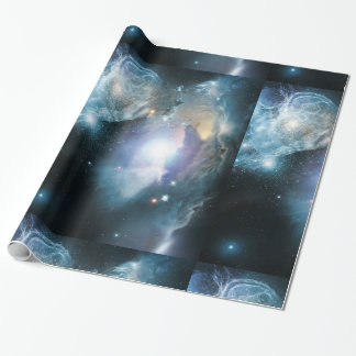 First Stars Wrapping Paper