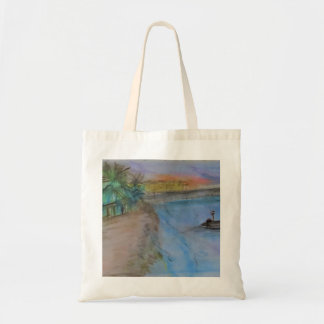 First Sunset in Playa Tote Bag