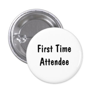 First Time Attendee Button