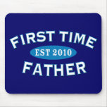First Time Father 2010 Mousepads