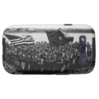 First to Fight A group of World War I Marines Samsung Galaxy SIII Cover