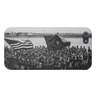 First to Fight - Marines - 1918 Cases For iPhone 5