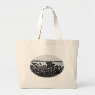 First to Fight - US Marines - 1918 Canvas Bags