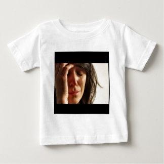 First world Problems II Baby T-Shirt