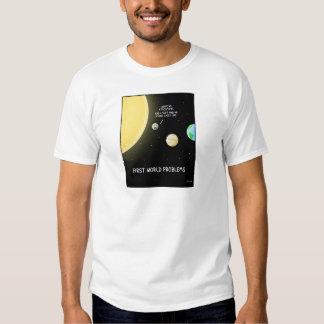 First World Problems Tshirts