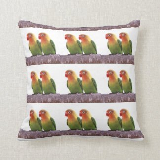 Fischer's Lovebird Cushion