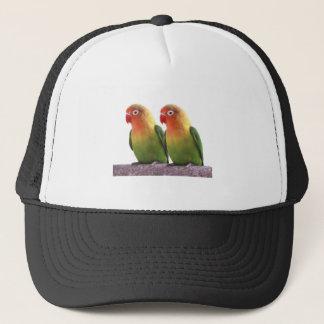 Fischer's Lovebird Trucker Hat