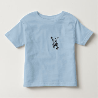 Fish74 young persons toddler T-Shirt