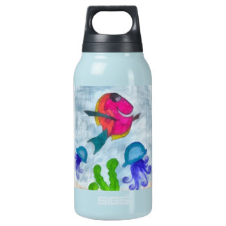 Fish 0.3L Insulated SIGG Thermos Water Bottle