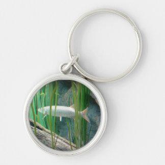 fish 1 Keychain