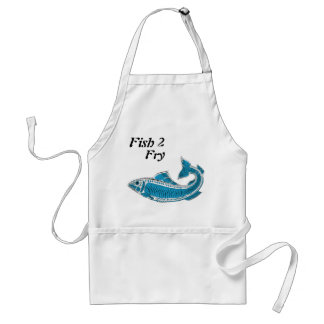 Fish 2 Fry Apron