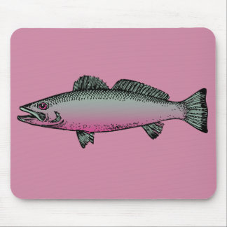 Fish 2 mouse pad