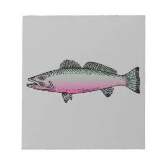 Fish 2 notepad