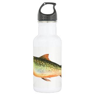Fish 532 Ml Water Bottle