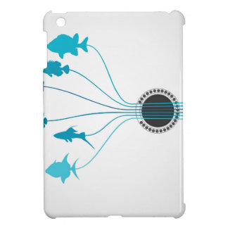 Fish a guitar case for the iPad mini