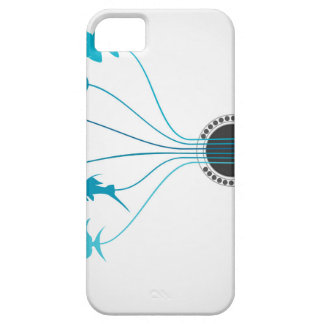 Fish a guitar iPhone 5 covers