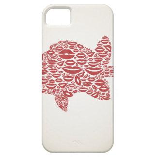 Fish a lip iPhone 5 cases