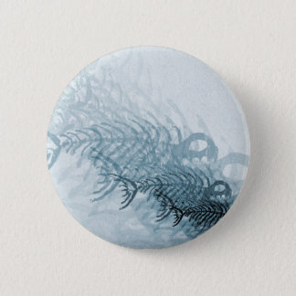 Fish And Bones 6 Cm Round Badge