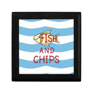 Fish and Chips 2 Gift Box