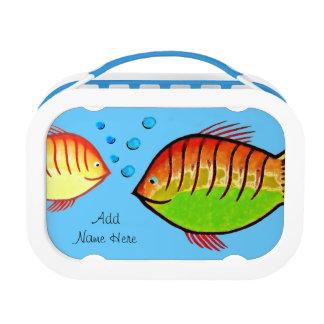 Fish Aquarium Lunchboxes