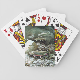 Fish Art Playing Cards