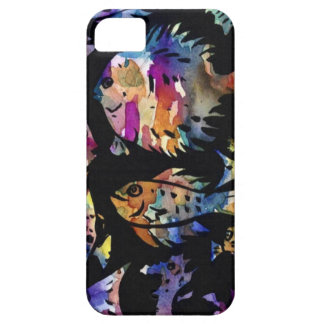 Fish Barely There iPhone 5 Case