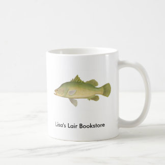 Fish - Barramundi - Lates calcarifer B/store Promo Coffee Mug
