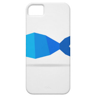 Fish blue case for the iPhone 5