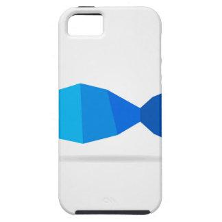 Fish blue iPhone 5 case