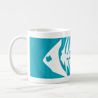Fish Bones Skeleton Mug