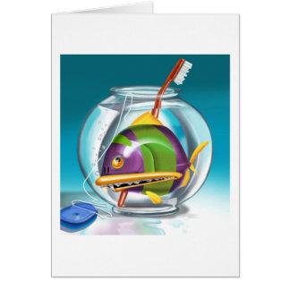 Fish Bowl Card