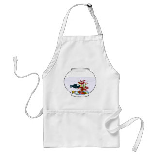 Fish Bowl Standard Apron