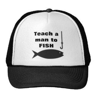 FISH CAP