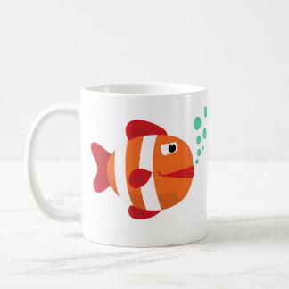 Fish cartoon cute Mug