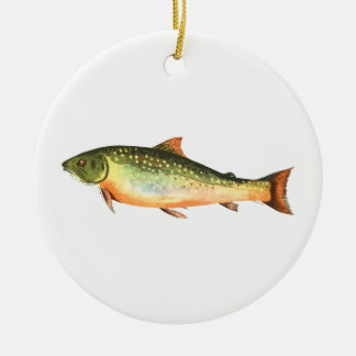 Fish Ceramic Ornament