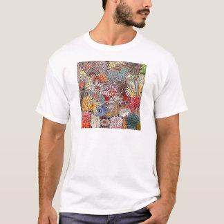 Fish clown and anemones T-Shirt