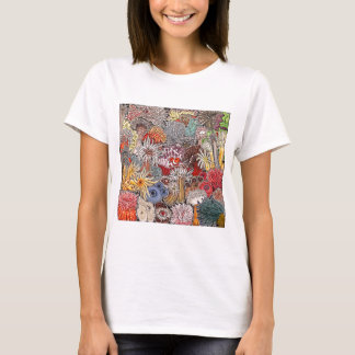 Fish clown and anemones T-Shirt