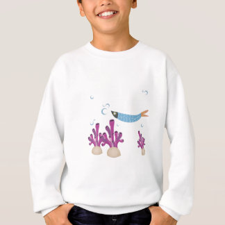 Fish & Coral Sweatshirt