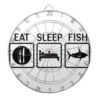 fish eat sleep dartboards