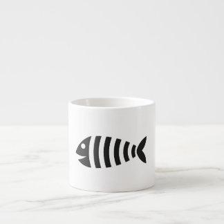 Fish Espresso Cup