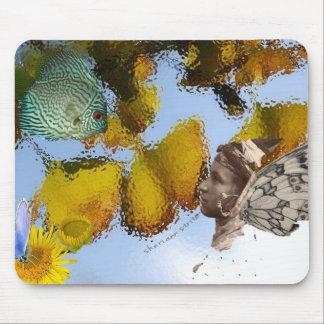 Fish Faery Mousepad