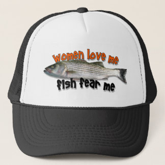 Fish Fear Me Hat