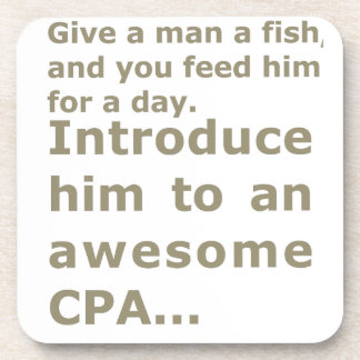 Fish for a day or Awesome CPA Coasters