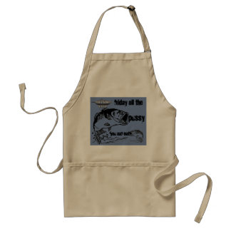 Fish Fry All The P**** You Can Eat Apron