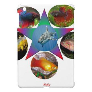 fish,goldfish,carp, fishing, sea, ocean, animal iPad mini cover