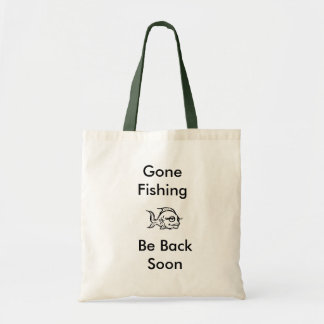 fish, Gone Fishing, Be Back Soon
