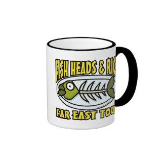 Fish Heads and Rice Mug