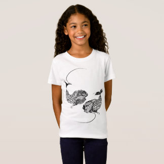 Fish Horoscope, Zodiac, Pisces T-Shirt