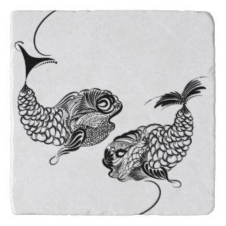 Fish, Horoscope, Zodiac, Pisces Trivet
