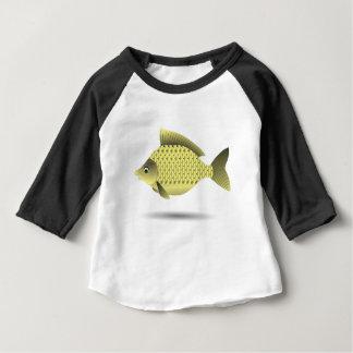 fish icon baby T-Shirt